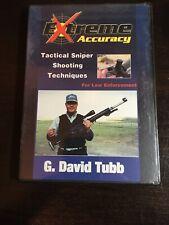 Tactical Sniper Shooting Techniques DVD
