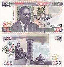 Billet banque KENYA 100 shilling NEUF UNC 2004