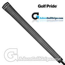 Golf Pride Tour Velvet 360 Grips - Midsize - Black / White x 1