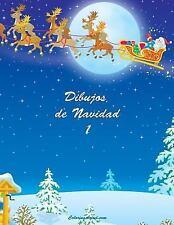 Navidad: Dibujos de Navidad 1 by Nick Snels (2014, Paperback, Large Type)