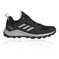 adidas Womens Terrex Agravic TR Trail Running Shoes Trainers Sneakers - Black