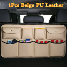 Car Interior Tidy Organiser Multi-Pocket Auto Trunk High Capacity Storage Bag