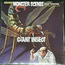 Moebius Aurora Monster Scenes GIANT INSECT Model Kit, sealed!!.. PRICED TO SELL!