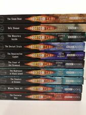 Job lot of 10 Doctor Who fiction books