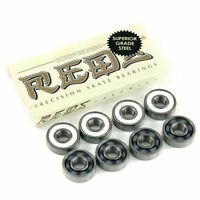 Bones Bearings Reds Ceramic Precision Skate Bearings