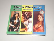 Russ Meyer's Original Soundtracks - MEGA/ULTRA/SUPER VIXEN - CD DIGIPACK 1995 DP