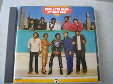 CD  Kool & the Gang   At Their Best....  810 877-2   First Print Germany   and