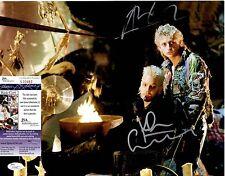 Kiefer Sutherland + Alex Winter Signed 11x14 Photo JSA COA #S30483 The Lost Boys