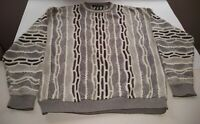 VTG Men's Protege Collection Sweater XXL Hip Hop Cosby Style