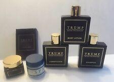 Trump International Hotel Las Vegas Toiletries Collection Lot Of 6