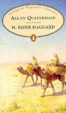Good, Allan Quatermain (Penguin Popular Classics), Haggard, H. Rider, Book