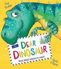 NEW - Dear Dinosaur: With Real Letters to Read! by Strathie, Chae