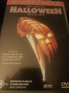 Halloween (DVD, 2001) John Carpenter