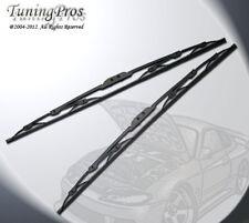 "OEM Metal Frame Windshield Wiper Blades 2 pc(28"" Inch Driver 28"" Passenger Side)"