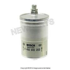 OEM 71051 Fuel Filter Mercedes 75mm Diameter 150mm long With Plastic Sleeve New