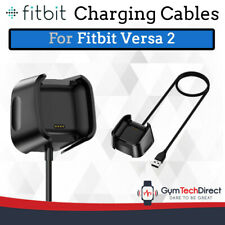 Fitbit Versa 2 USB Charger Charging Cable / Dock
