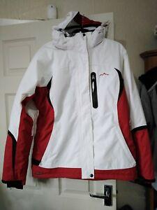 Wynnster Katamara Ski Jacket Women Hood Insulated Winter Coat BNWT 14,16