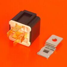 High Quality 12V 20/30 Amp 5 Pin Relay With Diode & Optional Bracket - EU Manuf.