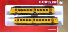 "Fleischmann 447103; Elektr. Triebwagen Plan Y ""City Pendel"" NS, neu OVP /E739"