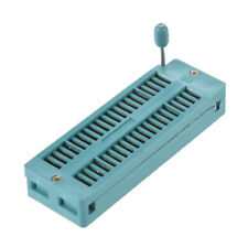 Universal 40-Pin ZIF DIP IC Test Board Socket A6Q1