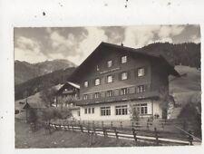 Jugendhaus Der Heilsarmee Stiegelschwand Adelboden RP Postcard Switzerland 891a