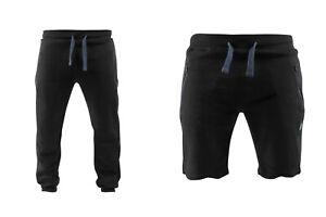 Preston Innovations Black Joggers & Shorts All Sizes Available Fishing Clothing