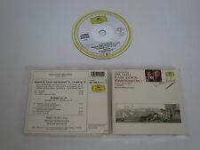 BRAHMS/KLAVIERKONZERT NO. 1, EMIL GILELS(DEUTSCHE GRAMMOPHON 431 595-2) CD ALBUM