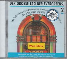 Der Grosse Tag Der Evergreens 2 CD 1995 Schlager