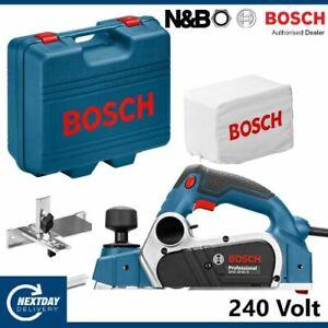 Bosch GHO 26-82 D Professional 82mm Planer 240v - 06015A4370