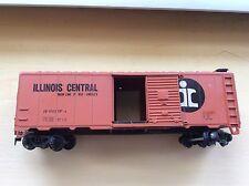 ILLINOIS CENTRAL Boxcar Model Train Car IC 11103 DF-2