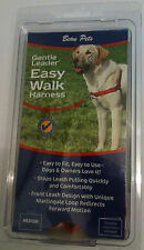 Gentle Leader Beaupets Harness MEDIUM Black or Red PICK UP AVAILABLE