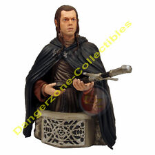 Lord Of The Rings Elrond Ringbearer Mini Bust by Gentle Giant - NEW