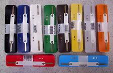 Heftstreifen Abheftstreifen Dulli ab 25 Stück Farbe nach Wahl sortiert kurz