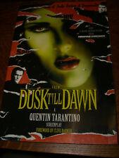 From Dusk till Dawn- Quentin Tarantino- 1st Ed./ Screenplay- Hyperion - 1995