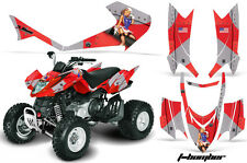 Arctic Cat AMR Racing Graphics Sticker Kits ATV DVX 400/300 Decals DVX400 TBOMB