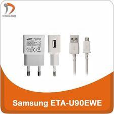 SAMSUNG ETA-U90EWE ETAU90EWE chargeur charger oplader Galaxy Note 2 N7100 N7105