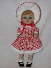 """Cute 10"""" All Bisque Doll By Betty Jane Carter Dolls Designed Bette Ball Dolls"""