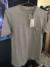 MARCS Grey men's top Shirt (Size S) brand new