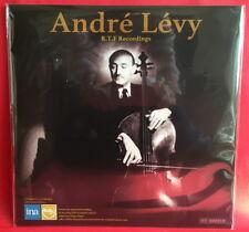 Andre Levy-Ravel-Duo Sonata+Honegger+Martinu-Cello Sonata [Mono] 180 GRAM 500LTD
