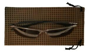 Eyeglass / Sunglass Drawstring Bag (Brown)