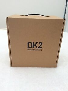 Oculus Rift DK2 development model with more scope than the CV1 customer edition
