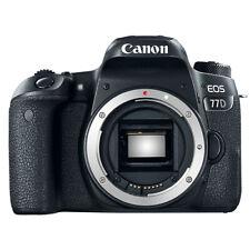 Canon Eos 77D 24.2Mp Digital Slr Camera Body