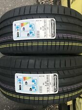 2x 235/35 ZR19 Continental Conti Sport Contact 5P 91Y XL, MO Brand-New