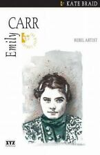 Emily Carr (Quest Biography)-ExLibrary