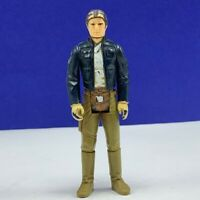 Star Wars action figure toy vintage Kenner 1980 Han Solo Bespin cloud city loose