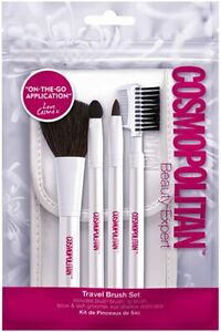 Cosmopolitan 5 Piece Travel Brush Set great christmas gift for her