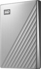 WD - My Passport Ultra 2TB External USB 3.0 Portable Hard Drive with Hardware...