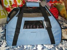 pet carrier nylon and mush Salways carry your pet outdoors conveniently