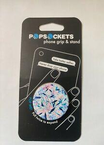Popsockets Collapsible Grip & Stand for Phones & Tablets - Wandering Wildflowers