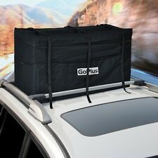 Jumbo Car Suv Roof Top Waterproof Luggage Travel Cargo Rack Storage Bag Carrier